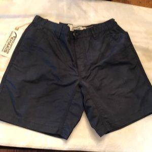 Mountain Khaki 33 x 8 Relaxed Fit Shorts